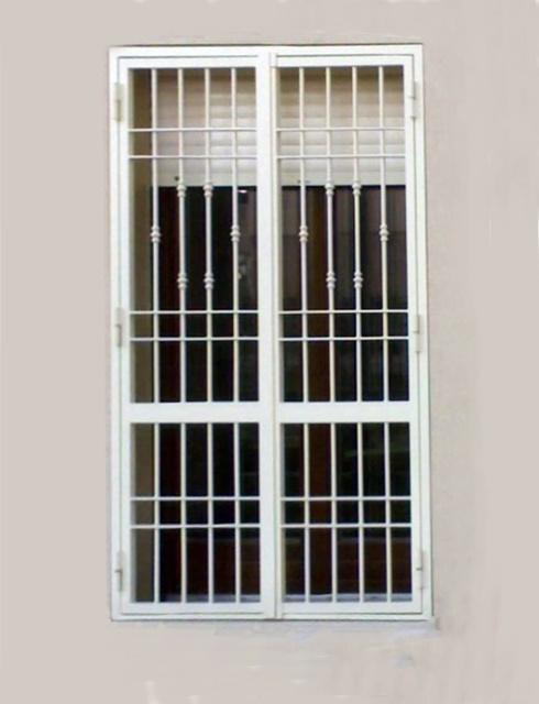 Modelli di inferriate per finestre elegant grata dec ante - Modelli inferriate per finestre ...
