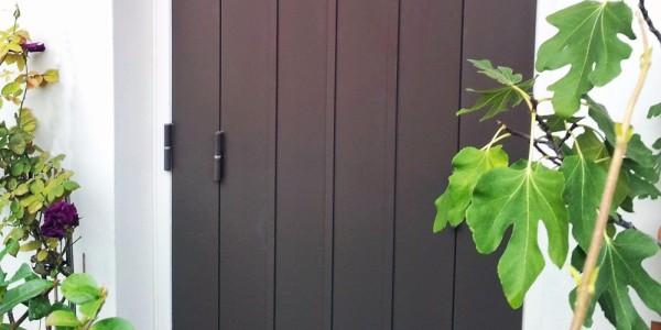 persiane blindate chiuse