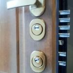 trasformazione serratura di porta blindata Dierre