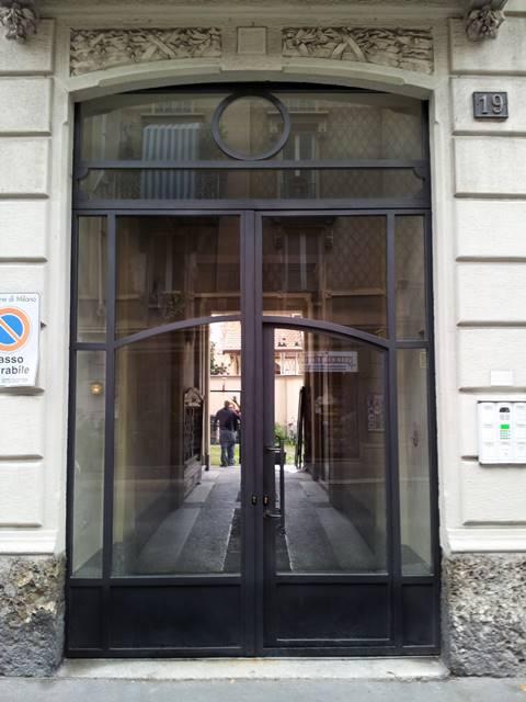 Ben noto Portoni ingresso | ReMa Fabbro Muggiò - Monza Brianza HC74